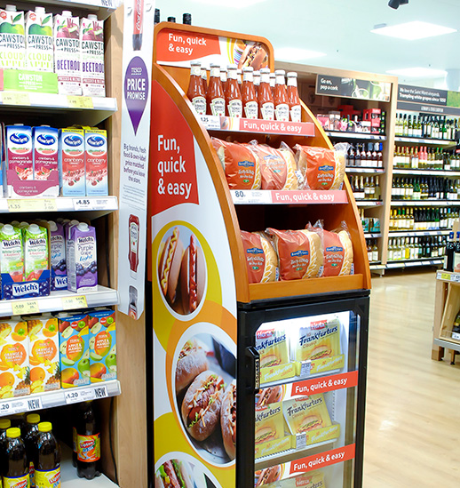 In Store Food Demonstration Companies